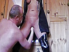 Xhamster Movie:Male dom, tied & teased