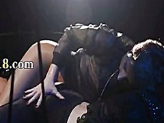 IcePorn Movie:Blindfolded model gets fuck by...