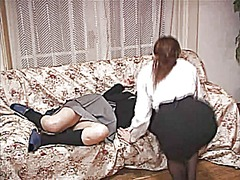 Thumb: Japanese lesbians in h...