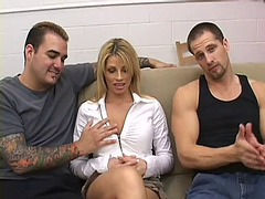 WinPorn Movie:Brooke gets her ass fucked and...
