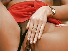 WinPorn Movie:Blonde milf paid a visit to he...
