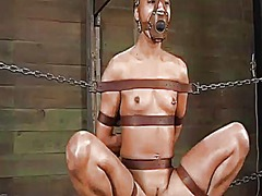 rough, scene, domination, girls, bondage