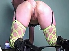 fishnet, toys, brutal, penetration,