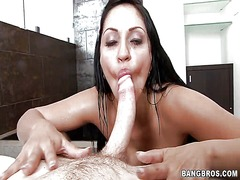 Latina with big fat oi... video