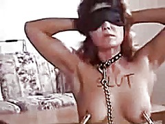 pain, home, bdsm, amateur, bondage,