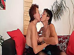 Keez Movies Movie:Hairy gramma and kinky cougar ...