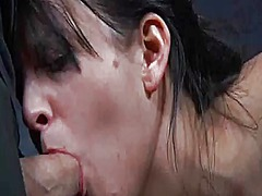Ah-Me Movie:Bounded slave needs pleasuring