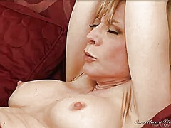Nina hartley makes allie hazes sexual fantasies a reality