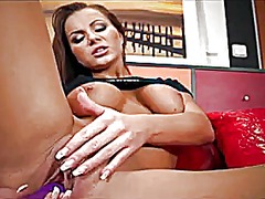 euro, vibrator, black, mom, cougar, wife,