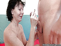 Thumb: Hot grannies who prefe...