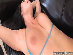 Round assed babe fucked