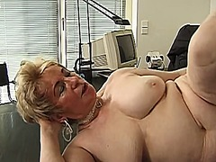 interracial, granny, mature, blonde