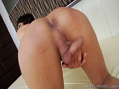juicy, tranny, tgirl, asian, shemale, transsexual, ladyboy, transvestite, dick, cock,