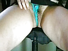 Play in webcam with view from under t...