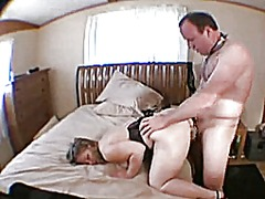 mature, cuckold, threesome,