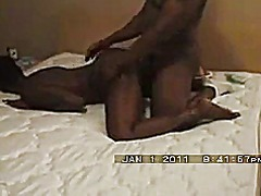 mature, amateur, ebony
