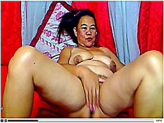 Asian mature webcam