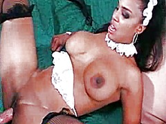 Ah-Me Movie:Ebony maids