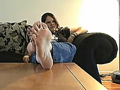 Private Home Clips Movie:Fantastic big soles, My kinda ...