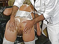mature, funny, penetration, anal, double