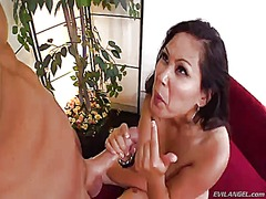 Asian jessica bangkok getting throat slammed by kurt lockwood