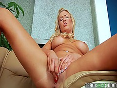 See: Hot blonde victoria wh...