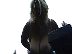 blonde, amateur, boobs, mature, bbw,