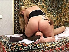 lick, ass, amateur, blonde, pregnant