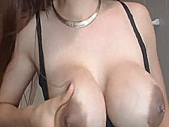 Big lactating tits, da... - Xhamster