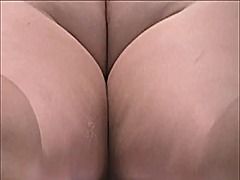 Mature huge ass thong ... video