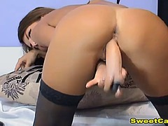 See: Hot russian fingering ...
