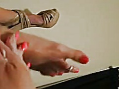 Private Home Clips Movie:Hot Tan Heels