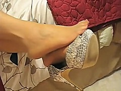 Private Home Clips Movie:Some Other Astounding Leg Show...