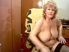 Gisele 74 yo mastubate... video