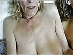 Xhamster - Lesbians grannies with dildo bvr