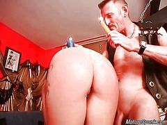 Two mature blonde whor... video