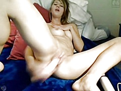 Private Home Clips Movie:Darksome Haired Webcam Chick T...