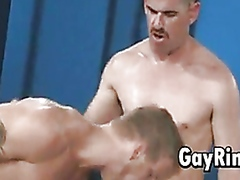Two Hunks Having Sex