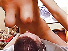 Brit facesitting hubby - Xhamster