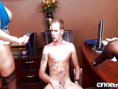 Awesome cfnm action wi... - Xhamster