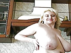Thumb: Mature woman with huge...
