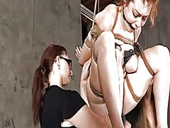 Ah-Me Movie:Gagged and bounded for torture