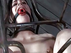 Ah-Me Movie:Torturing of babes sexy assets