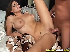 Awesome madelyn marie exposes her love for porn after the party