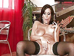 Sensual jane touches h... video