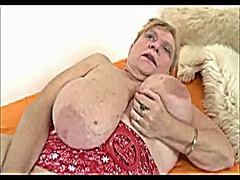 Big titts granny r20 video