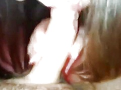 Private Home Clips Movie:Dirty girl does a super fine b...