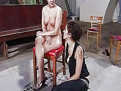 Ah-Me Movie:Hot pretty babe punished and f...