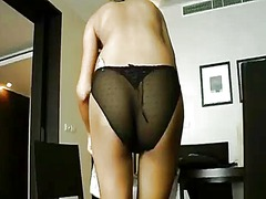 Bangkok tgirl aor wank... video