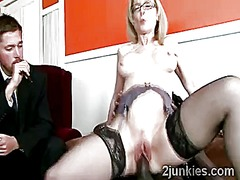 Stunning mature secret... video